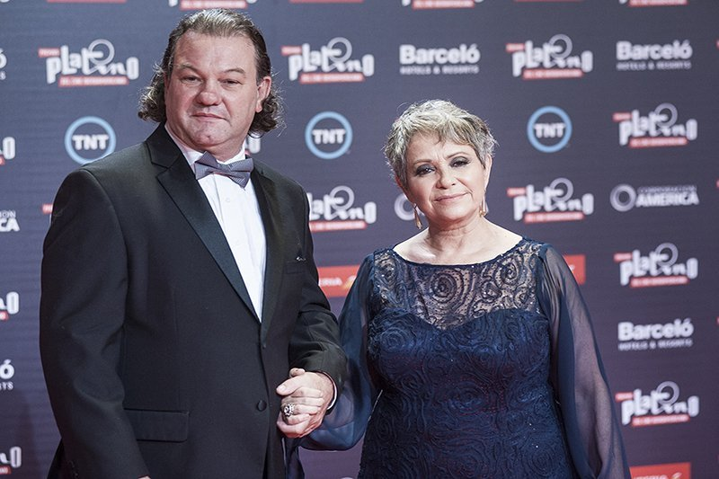 Adriana Barraza Premios Platino Joyas Sarah Kosta Blog