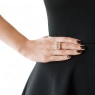 Sarah Kosta Joyas – Anillo en plata 950 con cuarzo feldespato facetado ANPLCF1114_d