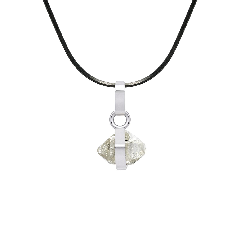 950 silver pendant with herkimer diamond sarah kosta aloadofball Image collections